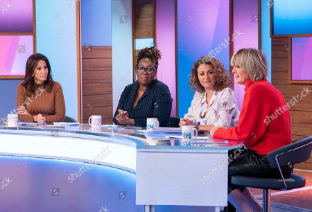 Editorial photo of 'Loose Women' TV show, London, UK - 14 Nov 2019
