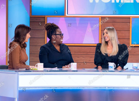 Editorial picture of 'Loose Women' TV show, London, UK - 14 Nov 2019