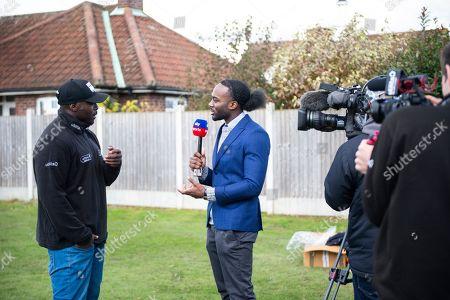 Utilita Kids & Girls Cup  Adebayo Akinfenwa speaks on Sky Sports