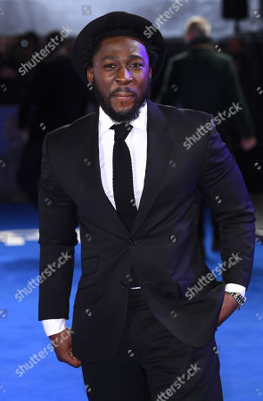 Editorial photo of 'Blue Story' film premiere, London, UK - 14 Nov 2019