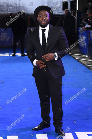 Editorial photo of 'Blue Story' film premiere, London, UK - 14 Nov 2019