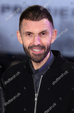 Stock Image of Tim Westwood
