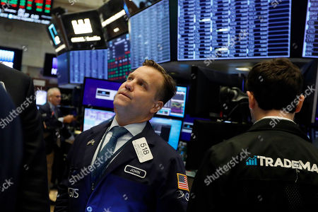 Editorial picture of Financial Markets Wall Street, New York, USA - 14 Nov 2019