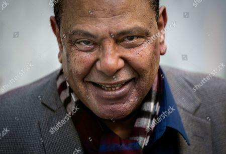 Editorial photo of Interview with Alaa Al-Aswany in Copenhagen, Denmark - 14 Nov 2019