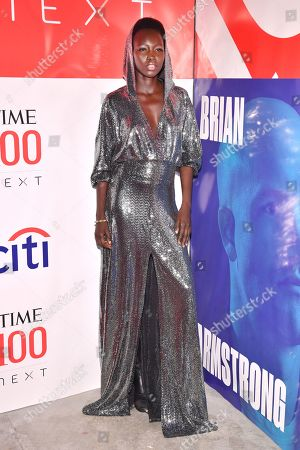 Editorial picture of 1st Annual Time 100 Next Gala, Arrivals, Pier 17, New York, USA - 14 Nov 2019