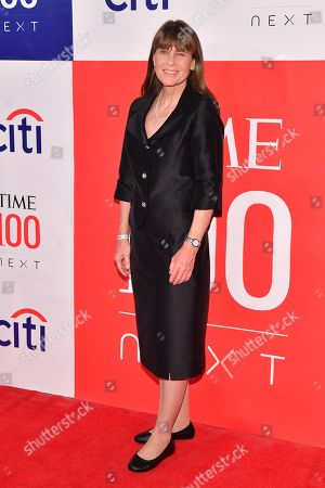 Editorial image of 1st Annual Time 100 Next Gala, Arrivals, Pier 17, New York, USA - 14 Nov 2019