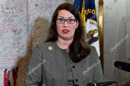 Editorial photo of Election 2019 Kentucky Governor, Frankfort, USA - 14 Nov 2019