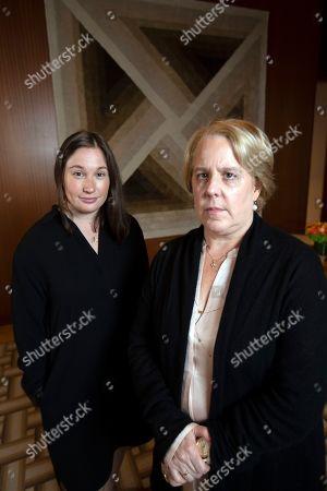 Editorial image of Religion White Nationalists on Trial, Atherton, USA - 12 Nov 2019