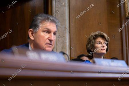 Stock Photo of United States Senator Lisa Murkowski