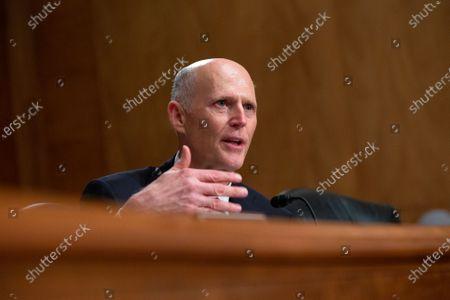 Editorial image of Senate Committee nomination hearings, Washington DC, USA - 14 Nov 2019
