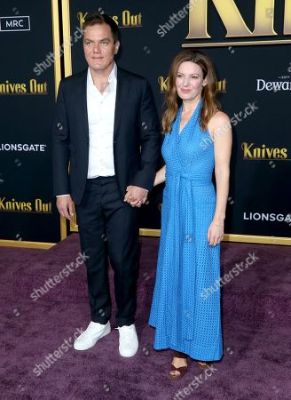 Stock Image of Kate Arrington and Michael Shannon
