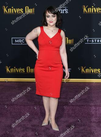 Stock Photo of Mara Wilson