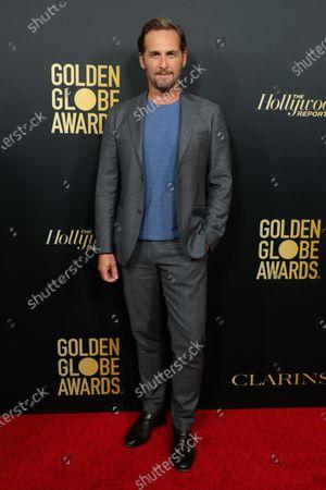 Editorial photo of Golden Globe Ambassador Launch Party, Arrivals, Catch, Los Angeles, USA - 14 Nov 2019