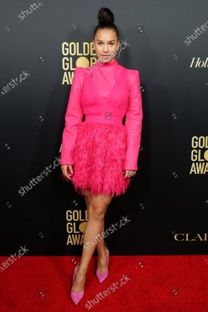 Editorial image of Golden Globe Ambassador Launch Party, Arrivals, Catch, Los Angeles, USA - 14 Nov 2019