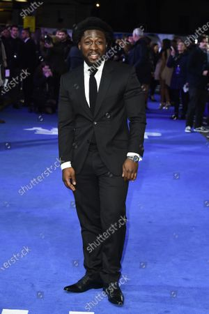 Editorial picture of 'Blue Story' film premiere, London, UK - 14 Nov 2019