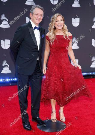 Editorial photo of 2019 Latin Grammy Awards - Arrivals, Las Vegas, USA - 14 Nov 2019
