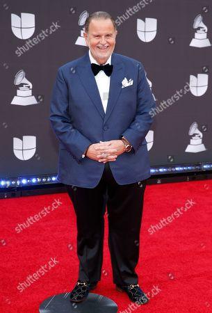 Editorial image of 2019 Latin Grammy Awards - Arrivals, Las Vegas, USA - 14 Nov 2019