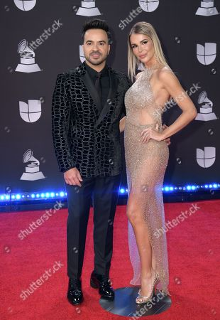 Luis Fonsi and çgueda L?pez