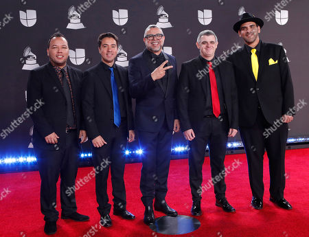 Editorial picture of Arrivals - 20th Latin Grammy Awards, Las Vegas, USA - 14 Nov 2019