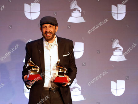Editorial picture of Press Room - 20th Latin Grammy Awards, Las Vegas, USA - 14 Nov 2019