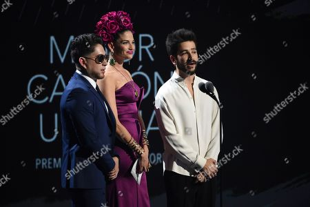 Editorial photo of 2019 Latin Grammy Awards - Show, Las Vegas, USA - 14 Nov 2019