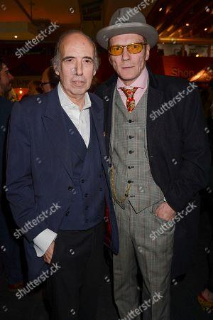 Editorial photo of 40th Anniversary of The Clash 'London Calling' album, London, UK - 14 Nov 2019
