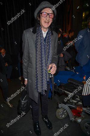 Editorial image of 40th Anniversary of The Clash 'London Calling' album, London, UK - 14 Nov 2019