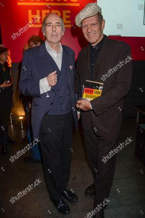 Mick Jones and Paul Simonon