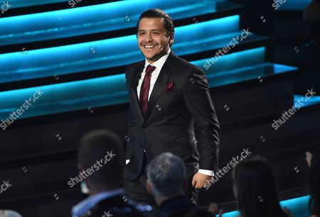 Editorial photo of 2019 Latin Grammy Awards - Show, Las Vegas, USA - 14 Nov 2019