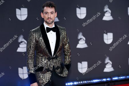 Editorial picture of 2019 Latin Grammy Awards - Arrivals, Las Vegas, USA - 14 Nov 2019