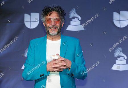 Editorial image of 2019 Latin Grammy Awards - Press Room, Las Vegas, USA - 14 Nov 2019