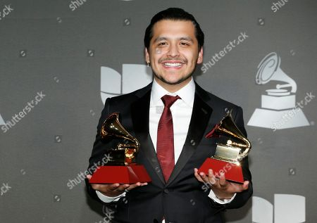 Editorial picture of 2019 Latin Grammy Awards - Press Room, Las Vegas, USA - 14 Nov 2019