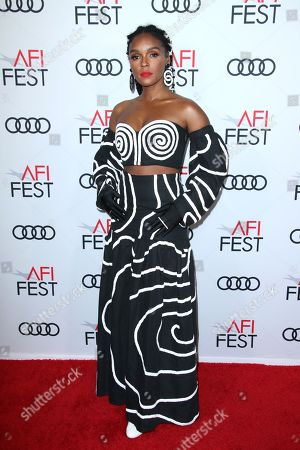 Editorial picture of 'Queen and Slim' film premiere, Arrivals, AFI Fest, Los Angeles, USA - 14 Nov 2019