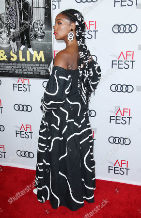 Editorial photo of 'Queen and Slim' film premiere, Arrivals, AFI Fest, Los Angeles, USA - 14 Nov 2019