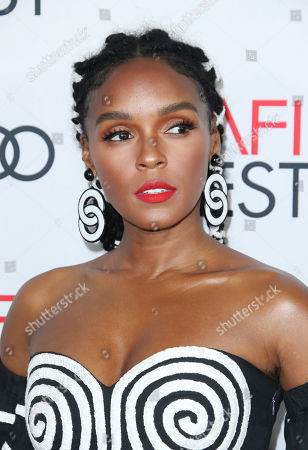 Stock Image of Janelle Monae