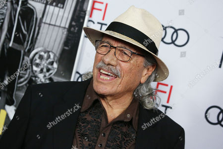 Stock Image of Edward James Olmos