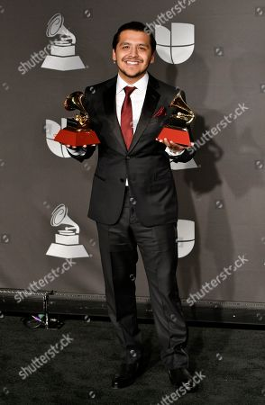Editorial image of Latin Grammy Awards, Press Room, Grand Garden Arena, Las Vegas, USA - 14 Nov 2019