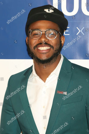 Kwame Onwuachi attends the first annual TIME 100 Next event, celebrating 100 individuals who are shaping the future in their fields, at Pier 17, in New York