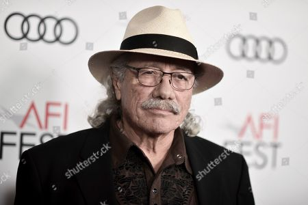 "Edward James Olmos attends 2019 AFI Fest opening night premiere of ""Queen and Slim"", in Los Angeles"