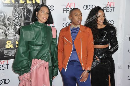 """Editorial photo of 2019 AFI Fest - Opening Night Premiere of """"Queen and Slim"""", Los Angeles, USA - 14 Nov 2019"""