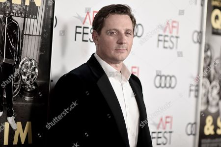 "Sturgill Simpson attends 2019 AFI Fest opening night premiere of ""Queen and Slim"", in Los Angeles"