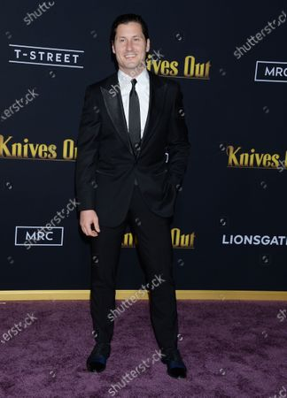 Editorial image of 'Knives Out' film premiere, Arrivals, Regency Village Theatre, Los Angeles, USA - 14 Nov 2019