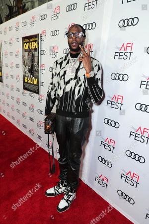 2 Chainz attends the QUEEN & SLIM World Premiere Gala Screening at AFI FEST 2019 in Hollywood, CA on Thursday, November 14, 2019.