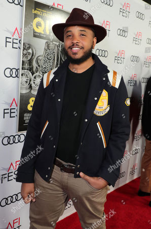Justin Simien attends the QUEEN & SLIM World Premiere Gala Screening at AFI FEST 2019 in Hollywood, CA on Thursday, November 14, 2019.