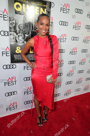 Mara Brock Akil attends the QUEEN & SLIM World Premiere Gala Screening at AFI FEST 2019 in Hollywood, CA on Thursday, November 14, 2019.