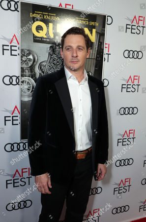 Sturgill Simpson attends the QUEEN & SLIM World Premiere Gala Screening at AFI FEST 2019 in Hollywood, CA on Thursday, November 14, 2019.