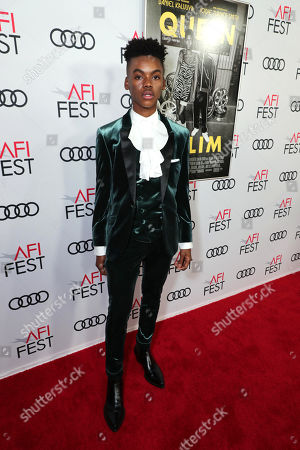Stock Photo of Jahi Di'Allo Winston attends the QUEEN & SLIM World Premiere Gala Screening at AFI FEST 2019 in Hollywood, CA on Thursday, November 14, 2019.