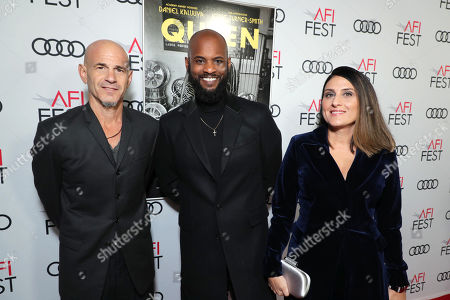 Editorial photo of QUEEN & SLIM World Premiere Gala Screening at AFI FEST 2019, Arrivals, TCL Chinese Theatre, Los Angeles, CA, USA - 14 Nov 2019