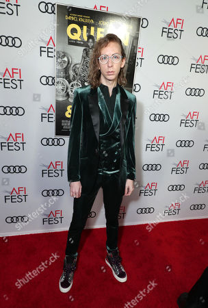 Colby Boothman attends the QUEEN & SLIM World Premiere Gala Screening at AFI FEST 2019 in Hollywood, CA on Thursday, November 14, 2019.