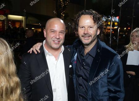 Nathan Kahane, President, Lionsgate Motion Picture Group, Ram Bergman, Producer,